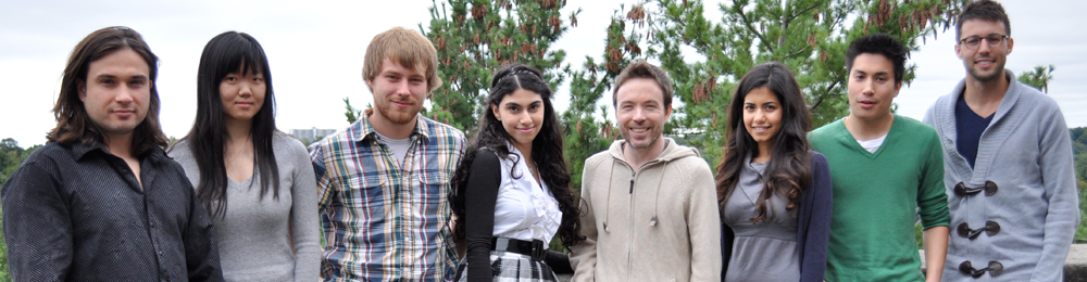 Marc Fournier's Research Group