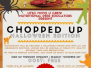 Chopped Up: Halloween Edition
