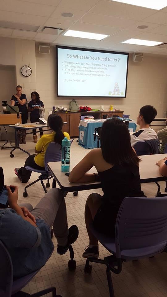 A short presentation on nutritional health