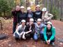 Treetop Trekking Fall 2014