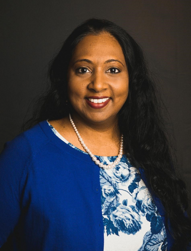 Suma Philip Executive Assistant to the Vice-Deans